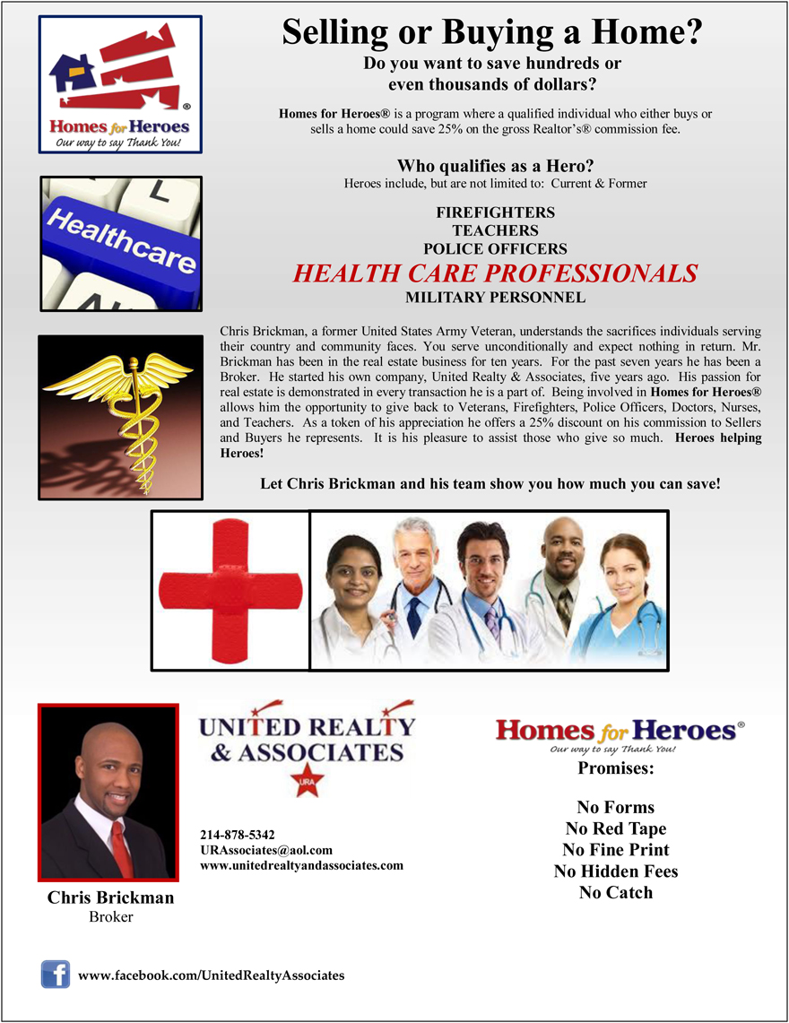 Homes for Healthcare Professionals