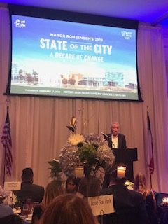 State of the City event